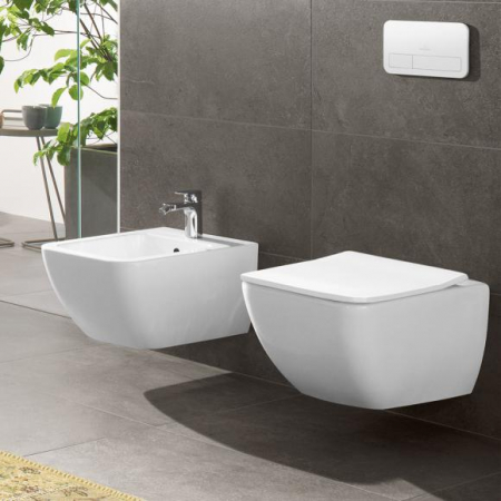 WC suspendat Venticello VILLEROY&BOCH 4611R001 direct flush4