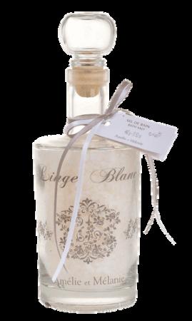 Linge Blanc  Sare de baie  440 gr [0]