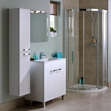 Set mobilier stativ și lavoar Tempo Ideal Standard 60 cm [1]