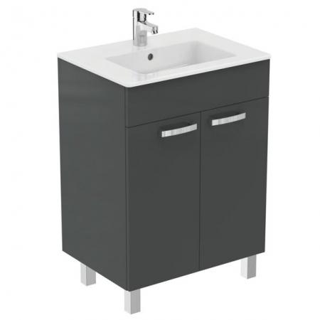 Set mobilier stativ și lavoar Tempo Ideal Standard 60 cm [7]