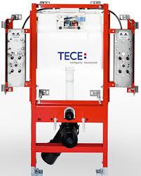 Rezervor ingropat wc cu cadru TECE actionare frontala. H = 1120 mm Gerontomodul0