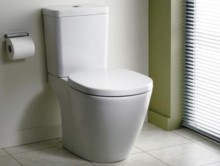 Rezervor WC CUBE pentru combinare cu vas WC E7970012