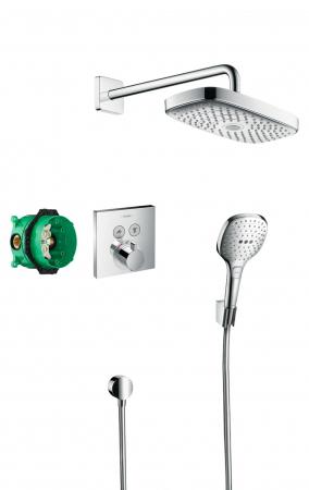 Set dus termostatic incastrat Design Raindance Select E300 [0]