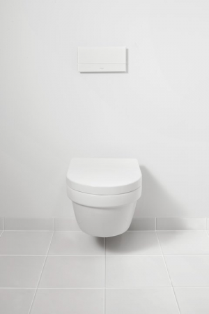 Set Vas WC suspendat cu capac VILLEROY&BOCH Architectura - 5684H101 [2]