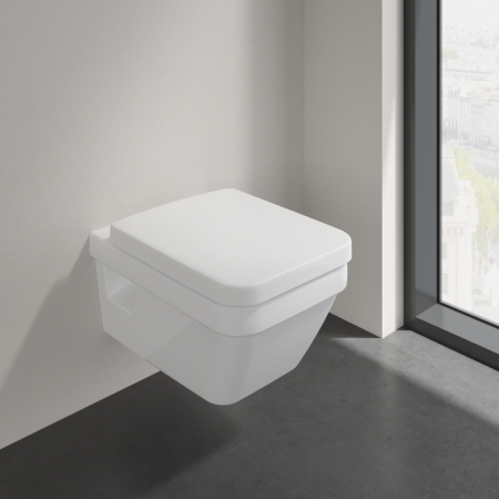 Set vas WC suspendat cu capac soft close Architectura - 5685HR01 [4]