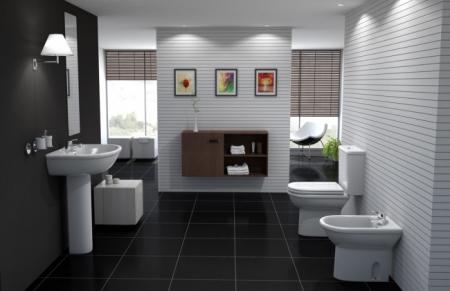 WC stativ Esedra BTW Ideal Standard [2]