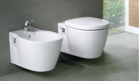 WC suspendat Connect E8035012