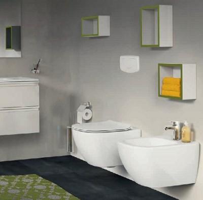 WC suspendat Tesi Ideal Standard T0079012