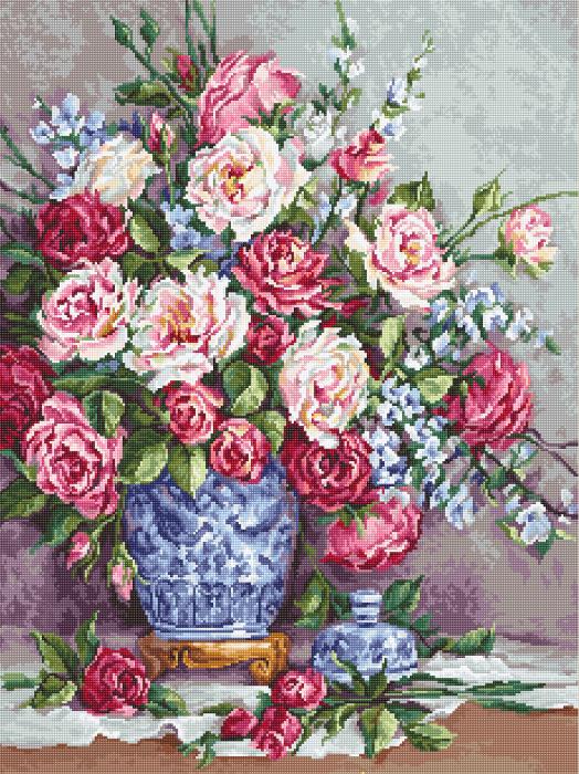 Set goblen, Trandafiri pentru regina [0]