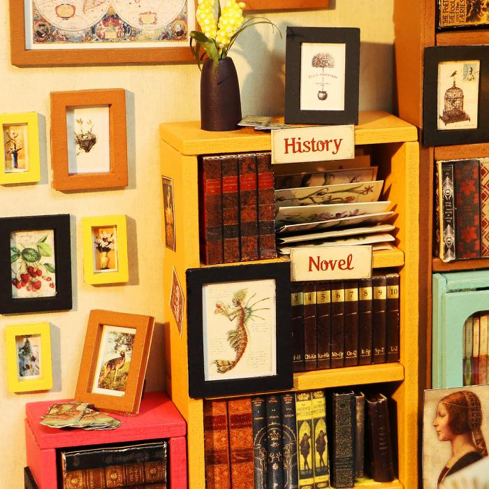 Biblioteca lui Sam 6