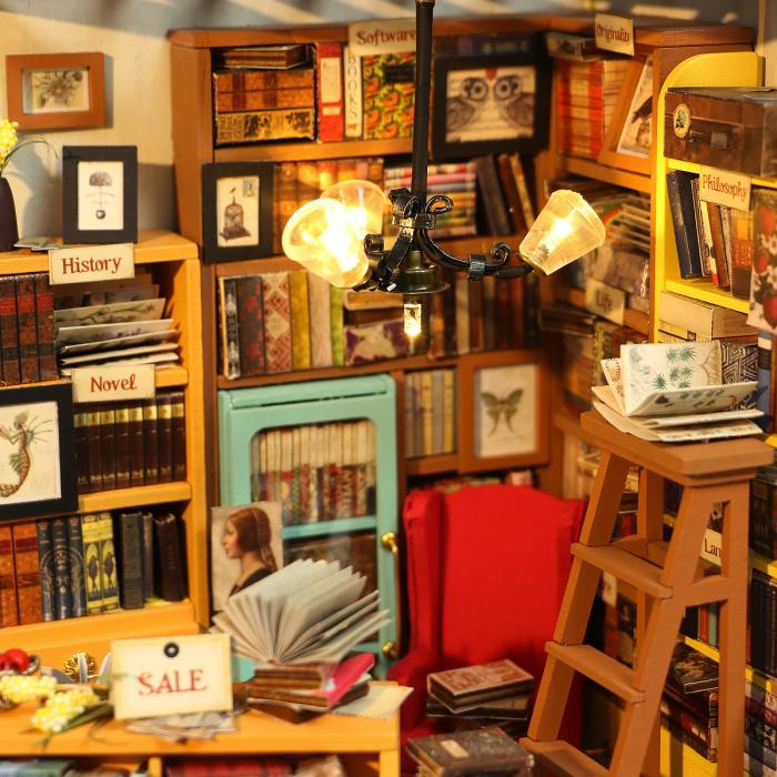 Biblioteca lui Sam 3