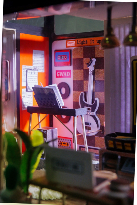 Studioul muzical a lui Kevin [3]