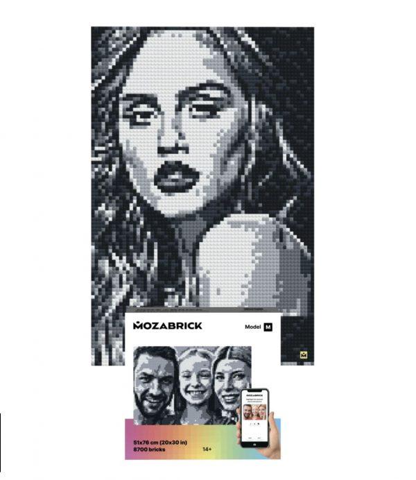 Foto DIY MOZABRICK, Set M, 51x76 cm [4]