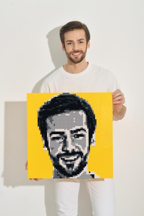 Foto DIY MOZABRICK, Set M, 51x76 cm [0]