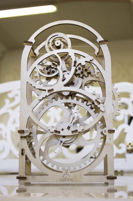 Puzzle 3D Mecanic, Cronograf, 107 piese [2]