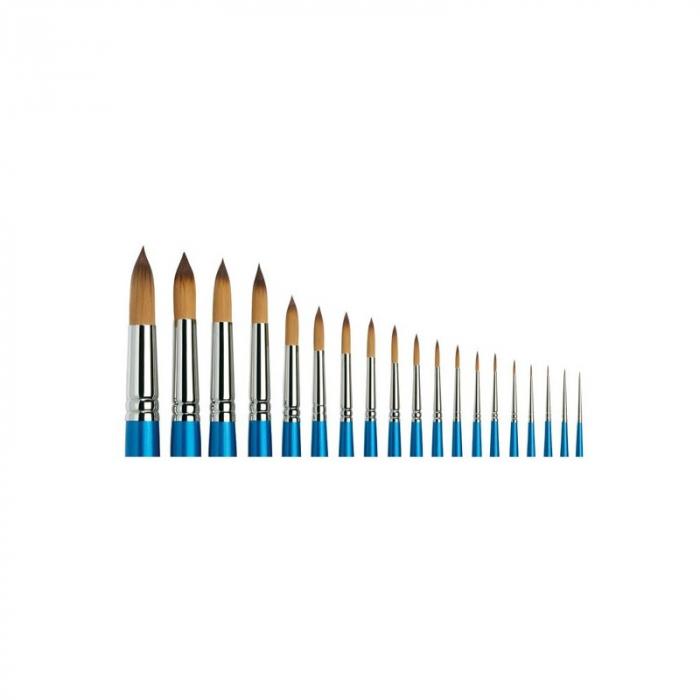 Pensula rotunda Cotman nr. 000 - 1 mm [3]