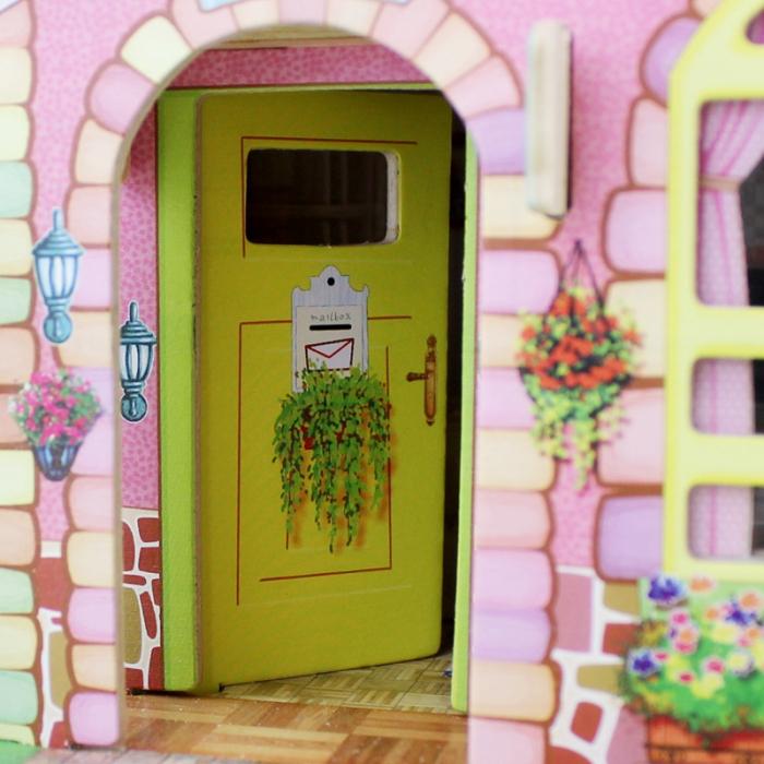 Puzzle 3D, Casuta DIY, Sufragerie, 82 de piese [13]