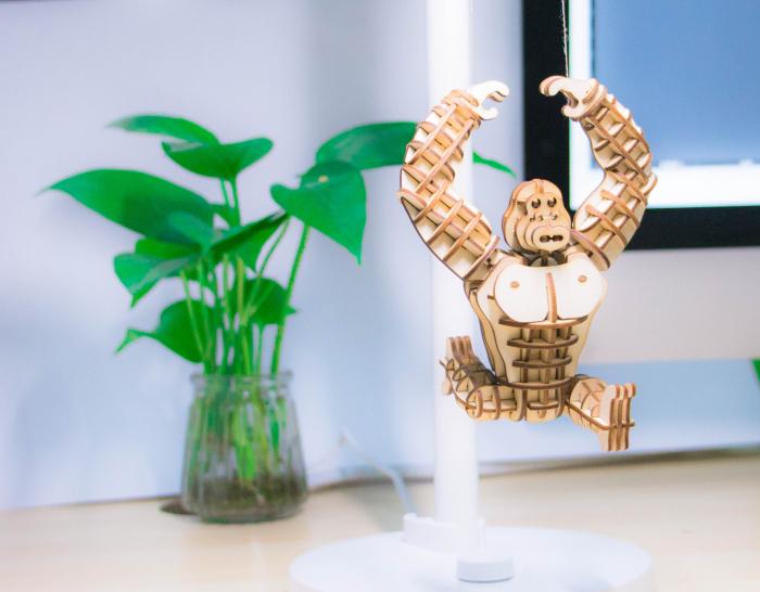 Puzzle 3D Gorila 1
