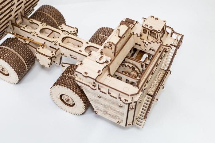 Puzzle 3D Mecanic , Basculanta [2]