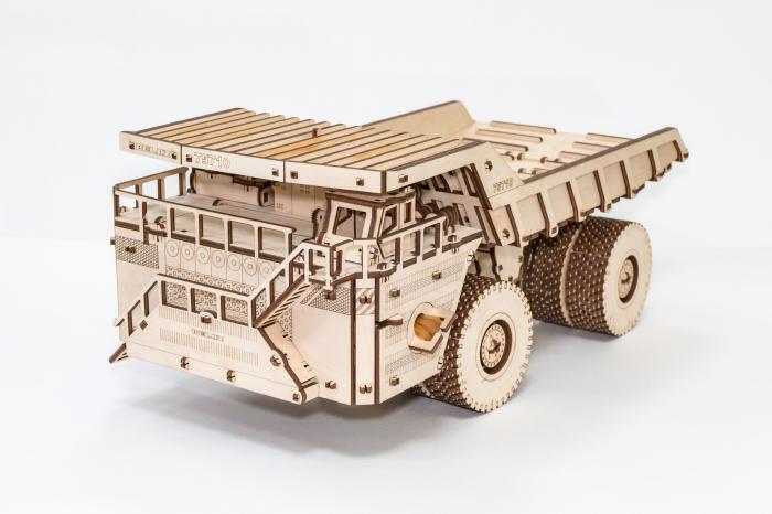 Puzzle 3D Mecanic , Basculanta [0]