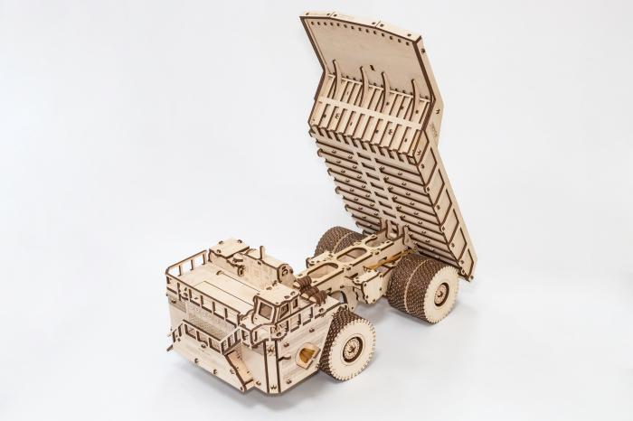Puzzle 3D Mecanic , Basculanta [6]
