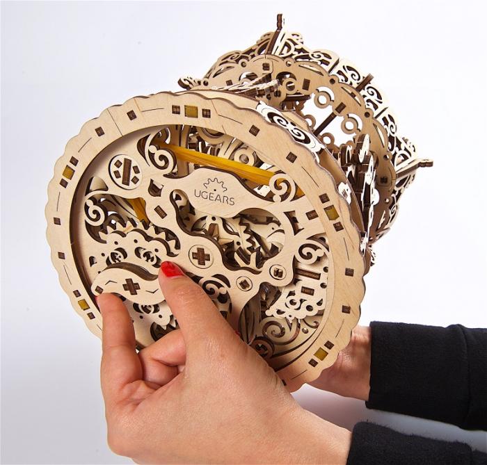 Puzzle 3D Mecanic, Carusel, 305 piese [1]