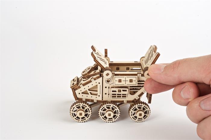 Puzzle 3D Mecanic, Mars Buggy 95 piese [5]