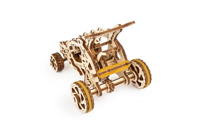 Puzzle 3D Mecanic, Mini Buggy 80 piese [2]