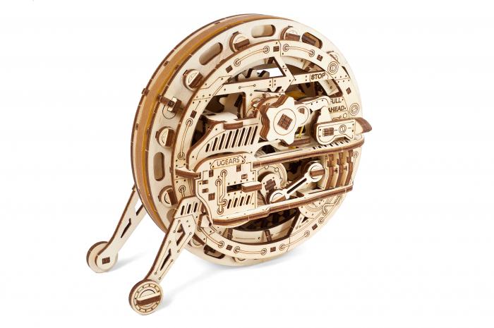 Puzzle 3D Mecanic, Monociclu [0]