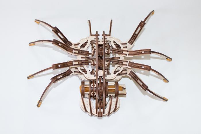 Puzzle 3D Mecanic, Paianjen 2
