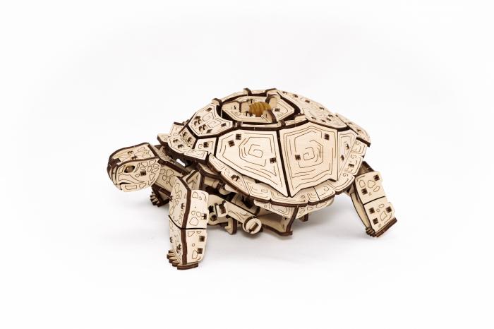 Puzzle 3D Mecanic, Testoasa [0]