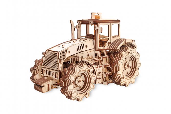 Puzzle 3D Mecanic, Tractor [0]