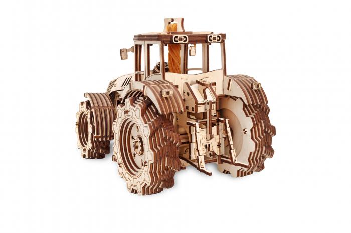 Puzzle 3D Mecanic, Tractor [3]