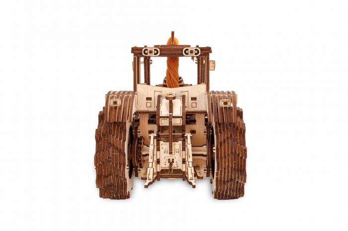 Puzzle 3D Mecanic, Tractor [1]