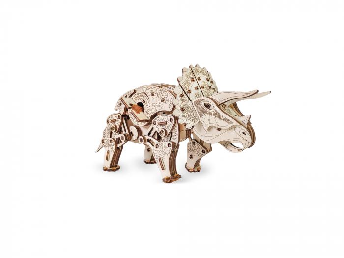 Puzzle 3D Mecanic, Triceraptor [1]