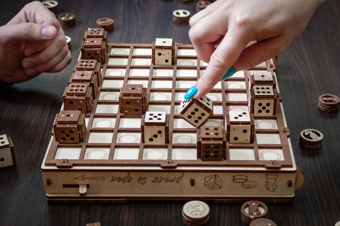 Puzzle 3D, Set de jocuri [7]
