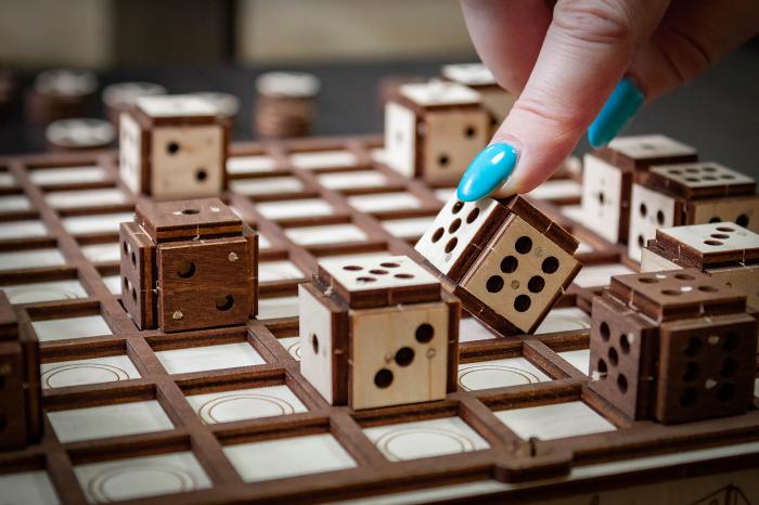 Puzzle 3D, Set de jocuri [8]