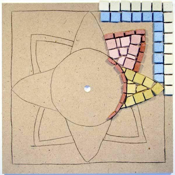Ceas, mozaic bizantin [1]