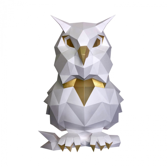 Set origami 3D, Bufnita 0