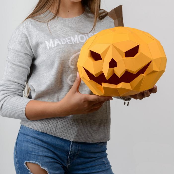 Set origami 3D, Halloween 3