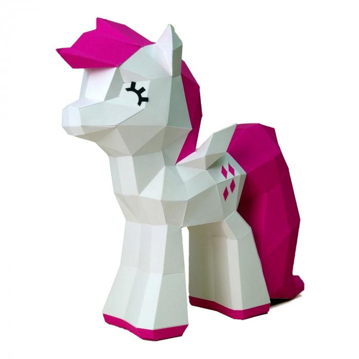 Set origami 3D, Ponei 0