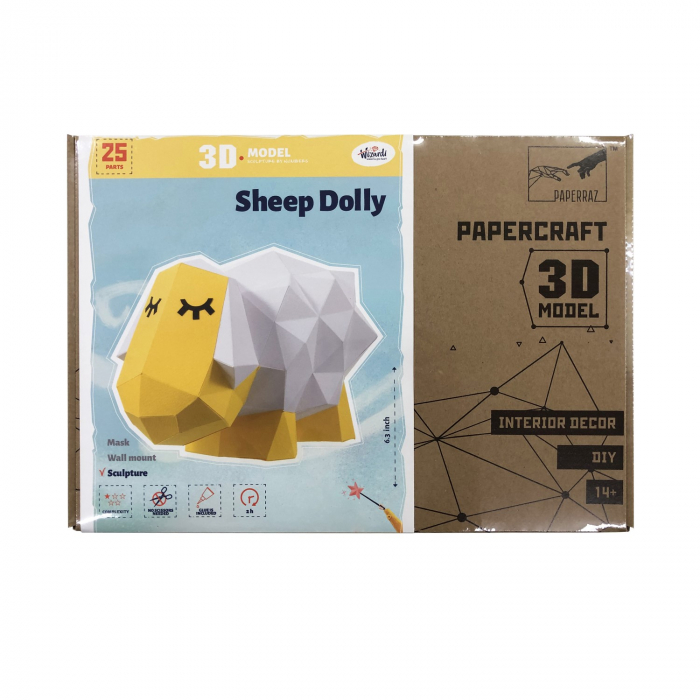 Set origami 3D, Oaie 3