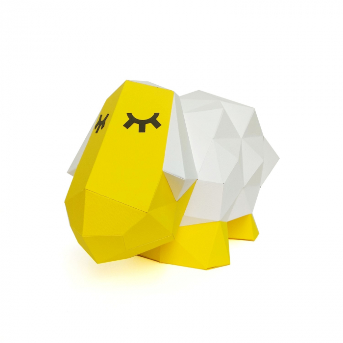 Set origami 3D, Oaie 0