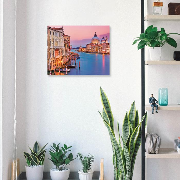Set pictura pe numere, cu sasiu, Venetia [3]
