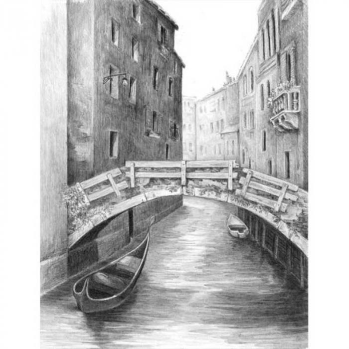 Set schita grafica, Pod Venetian [0]
