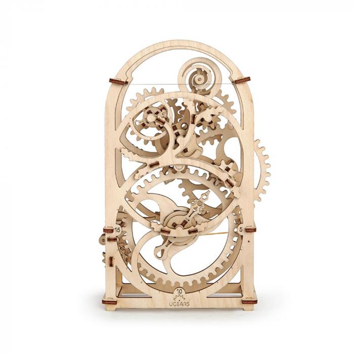 Puzzle 3D Mecanic, Cronograf, 107 piese [0]