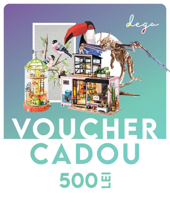 Voucher cadou 500 lei [0]