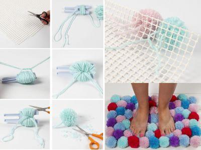 Set creativ Pompom [6]