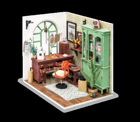 Puzzle 3D, Casuta DIY, Biroul lui Jimmy2