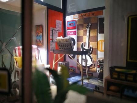 Studioul muzical a lui Kevin [5]